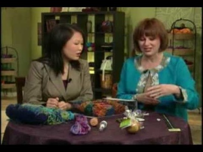 Use Embroidery and Beads to Embellish Your Knitting Projects | Yarnmarket.com
