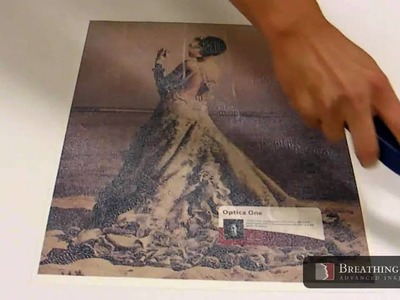 Using Timeless Varnish to Protect Fine Art Paper Prints