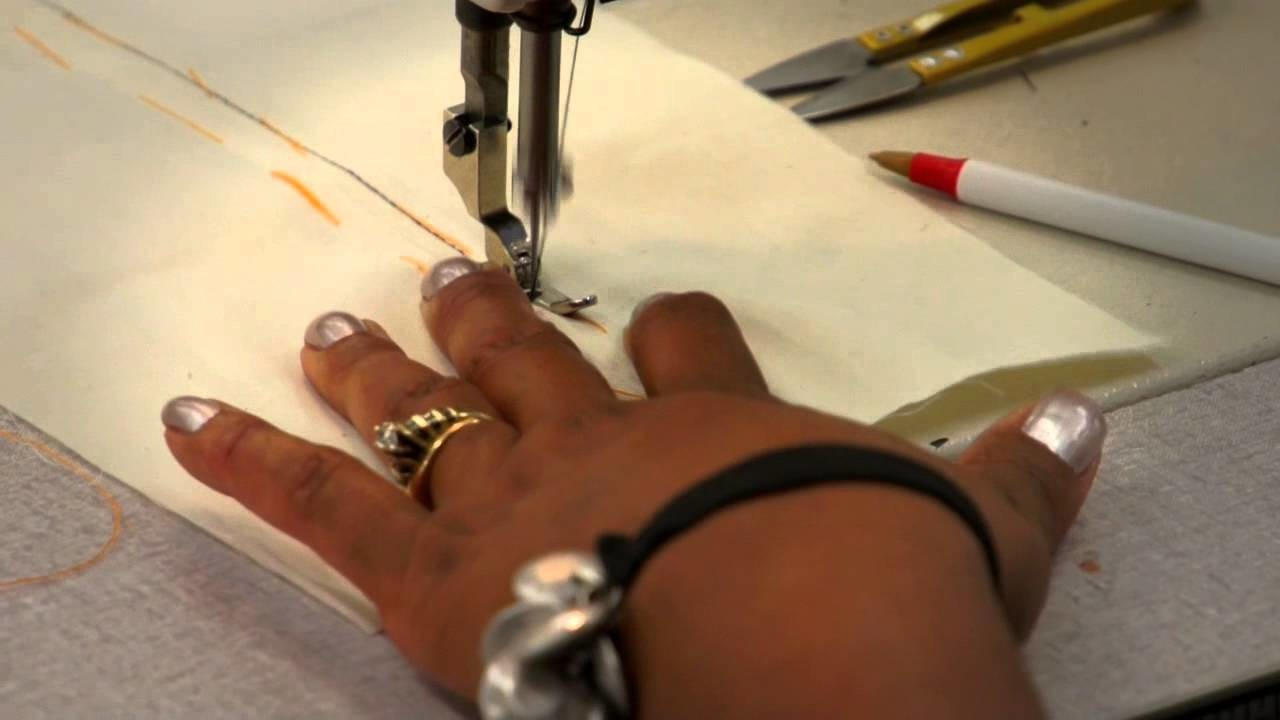 03 How to sew a Railroad Zipper part 3