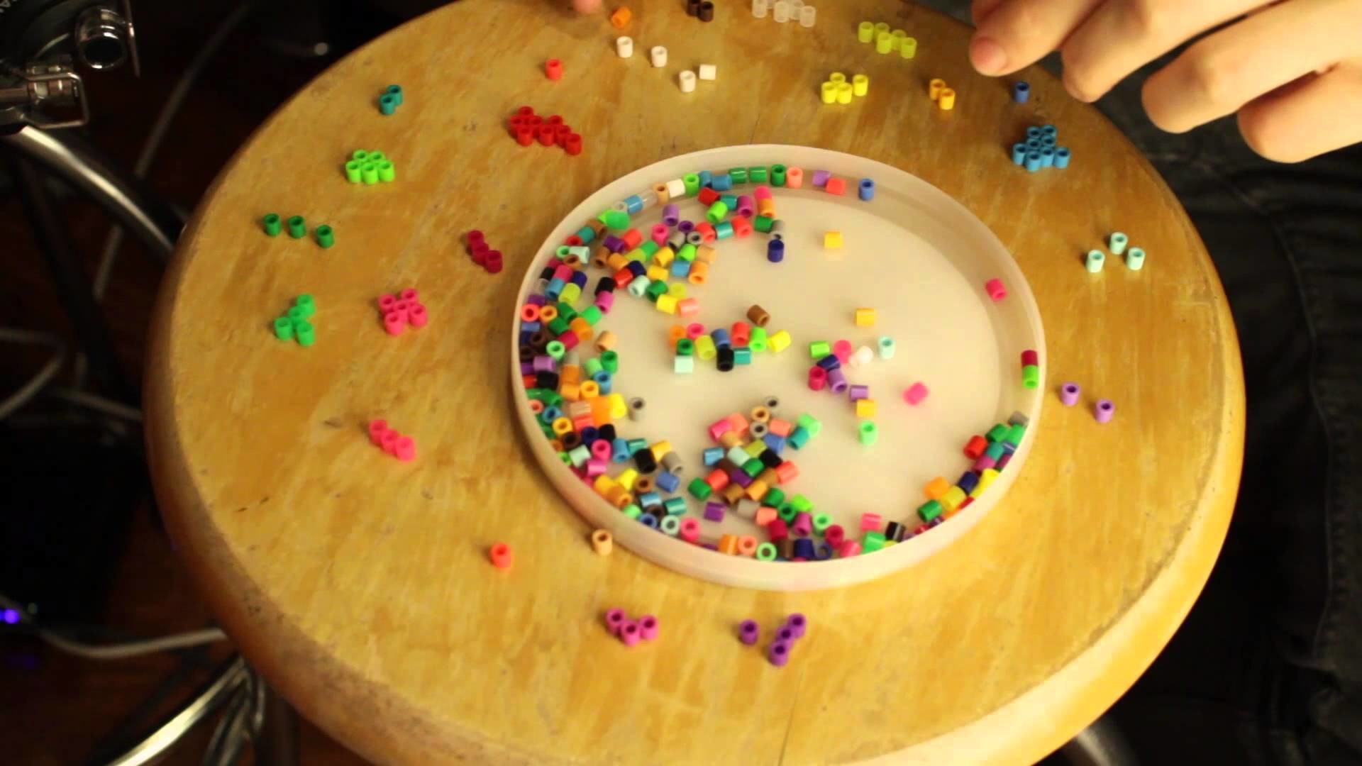 2 - Silently Sorting Perler Beads