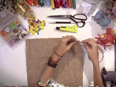 Airis - DIY Tutorial Tas Sampah
