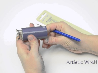 Artistic Wire - 6 Prong Wire Knitter Tool