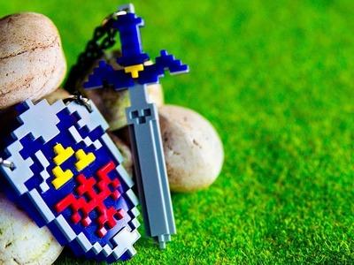 Awesome Legend of Zelda Necklace! -- Game LÜT #25