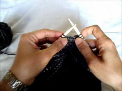 Continental Knitting Step by Step.wmv