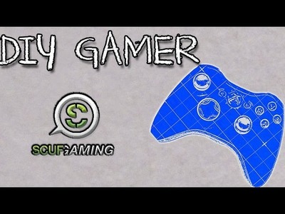 DIY Gamer, Make your own Scuf Controller