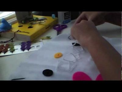 DIY Hello Kitty Pillowcase