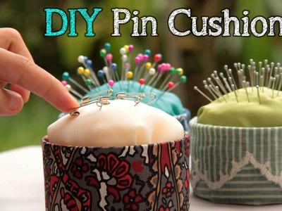 DIY Pin Cushion (Easy and No sew!)