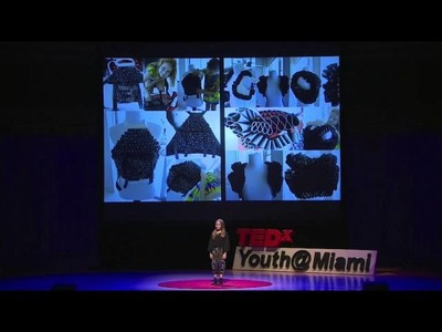 DIY -- the fashion mind of a 10 year old | Zoe Goldemberg | TEDxYouth@Miami