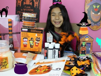 Halloween Haul | Halloween 2014|Accessories, Crafts,Decorations,Candles B2cutecupcakes