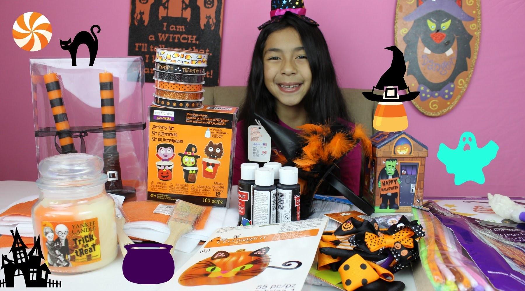 Halloween Haul | Halloween 2014|Accessories, Crafts,Decorations,Candles B2cutecupcakes