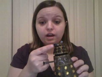 How To Make A Dalek (part one)