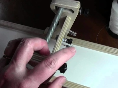 How to String a Beading Loom