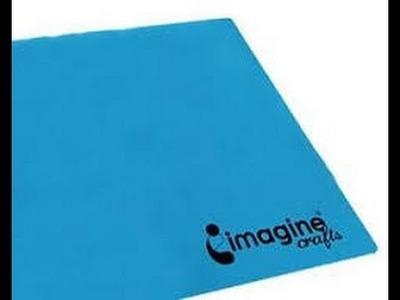 Imagine Crafts Craft Mat Review & Demo