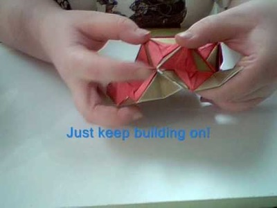 Origami Wave Ball