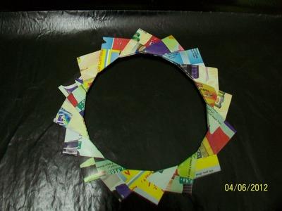 Paper craft (quilling)