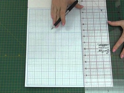 Sew Easy Graph Paper for Quilters and Papercraft