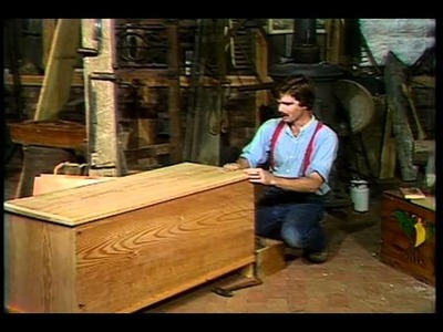 The Woodwright's Shop, S3 Ep05: Blanket Chest