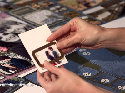 Treasure the Memories with Cut Mat Create Collection from Heartfelt Creations
