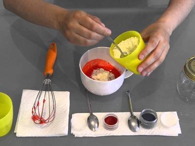 Tutorial - Diy edible and washable fake blood