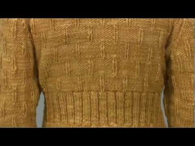 #28 Side Wrapped Jacket, Vogue Knitting Fall 2009