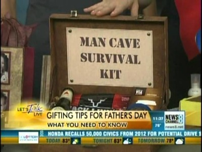 Creative Hand-Made Father's Day Gifts