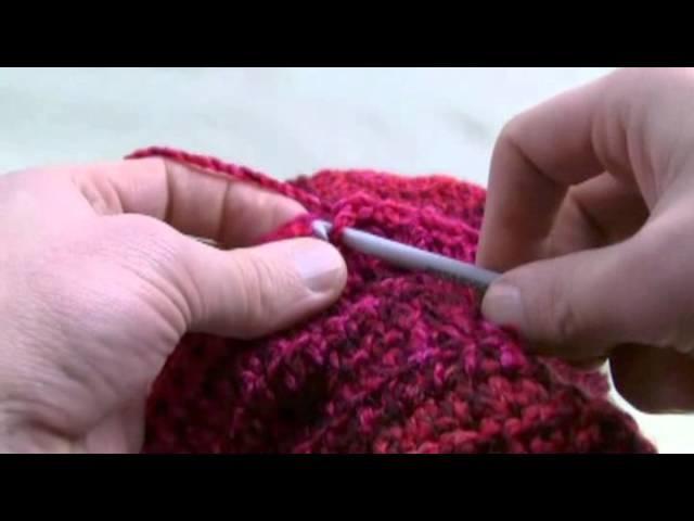 Crochet: Baby Hat Tutorial 2 of 2