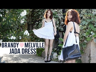 DIY Brandy Melville Jada Dress