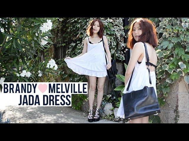 DIY Brandy Melville Jada Dress