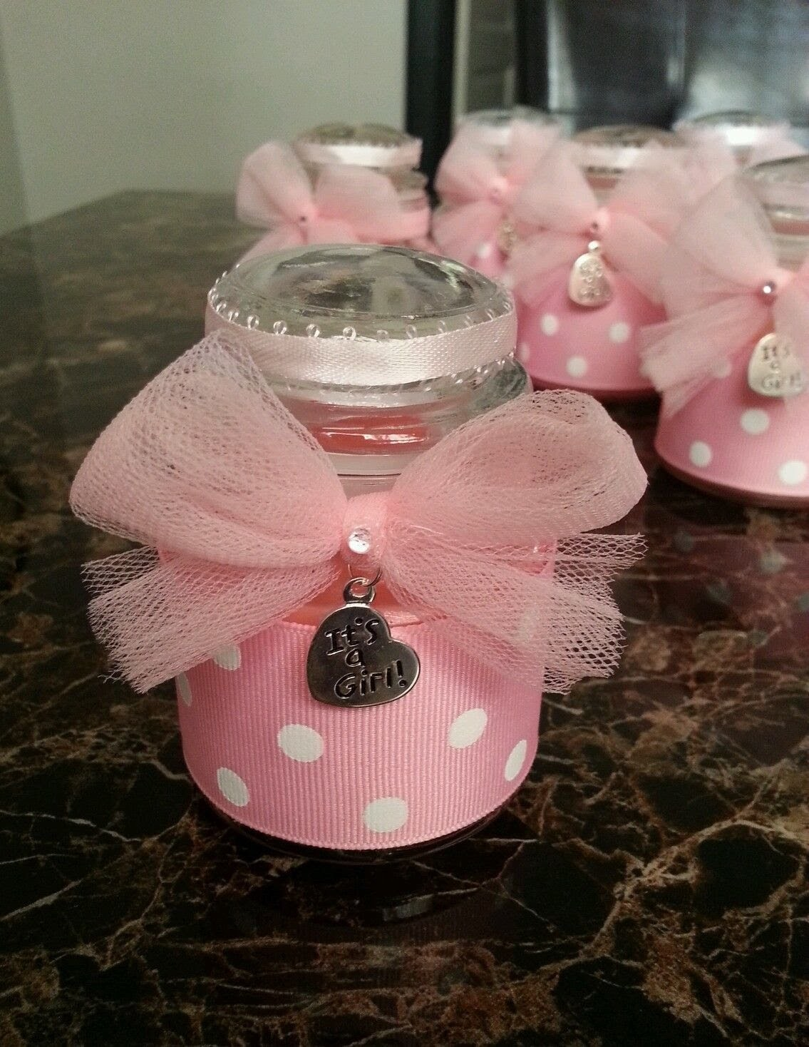 DIY Jar Candle Favors Tutorial for any occasion -