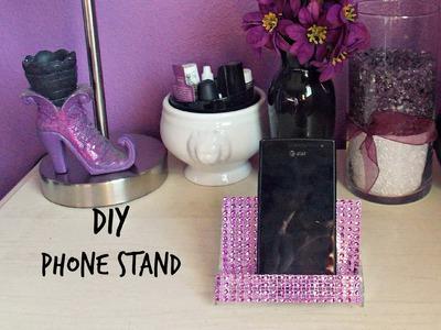 DIY Phone.Ipod Stand