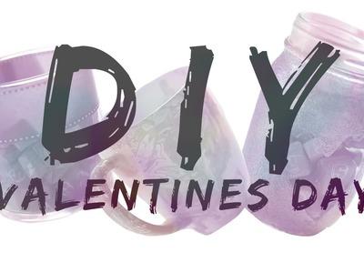 DIY Valentines Day Gift Ideas | Pinterest Inspired ♡