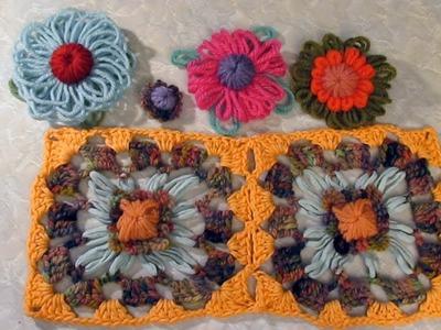 Flower Looms - Rosebud Centre