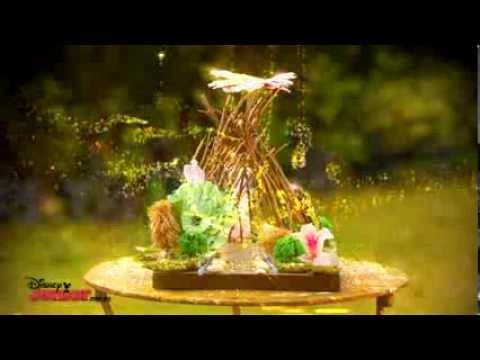 Guide To. Building A Fairy House - Disney Junior Official