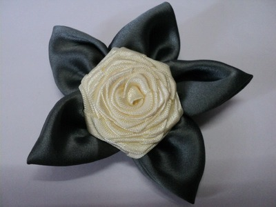 Handmade Fabric Flowers - 02
