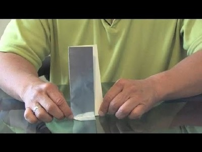 How to Make an Origami Door : Origami Ideas