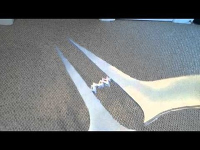 How to Make the HALO Energy Sword(Easy-to-make)