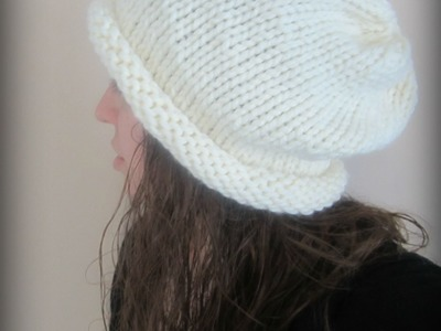Knit your own Slouchy Hat - 5 hours!