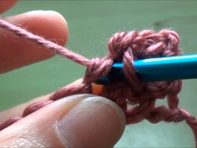 Learn the Basic American Single Crochet
