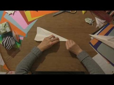 Paper Craft Projects : How to Make Paper Planes