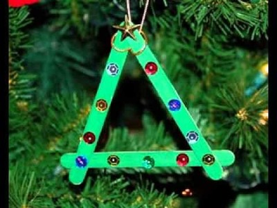 Preschool christmas craft ideas