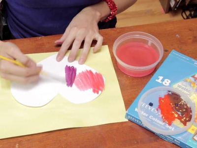 School Valentine Art Project : Fun Crafts for Kids