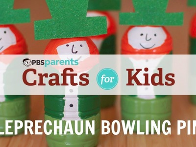 Water Bottle Bowling Pins | Crafts for Kids | PBS Parents