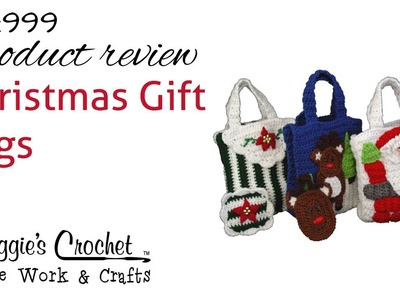 Christmas Gift Bags With Money Holders Set 2 - Product Review PA999