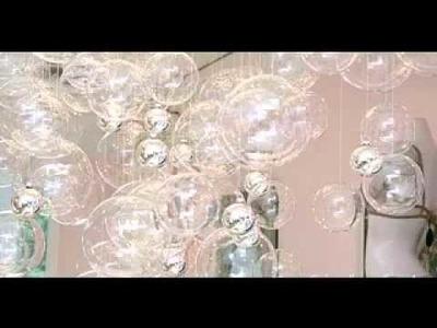 Creative DIY chandelier decor ideas
