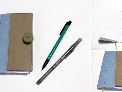 DIY Notebook Planner