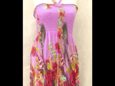 Wholesale casual short dress for women clothing supply wholesalesarong.com