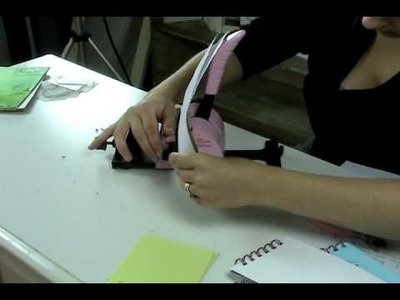 Bookbinding with Bind-it-All - Part 2