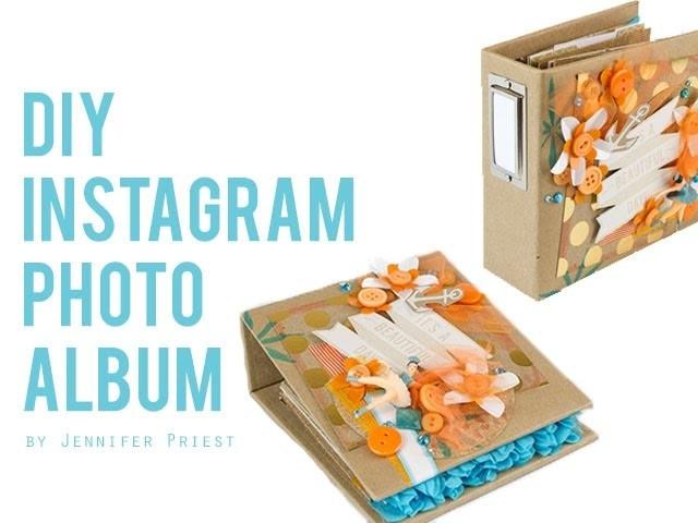 How to Make an Instagram Photo Album
