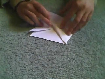 How to make an Origami Tumbleweed in 4 easy steps