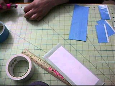 DIY Duct Tape: The Best Bi-fold Wallet Tutorial